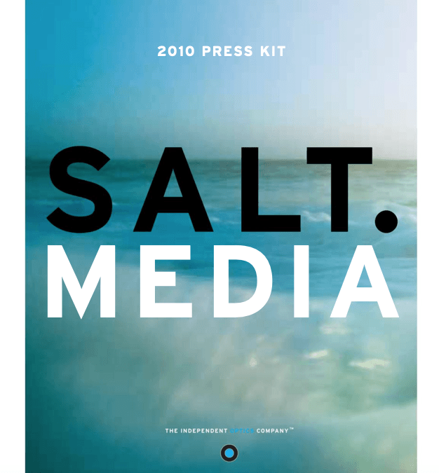 SALT MEDIA KIT 2010