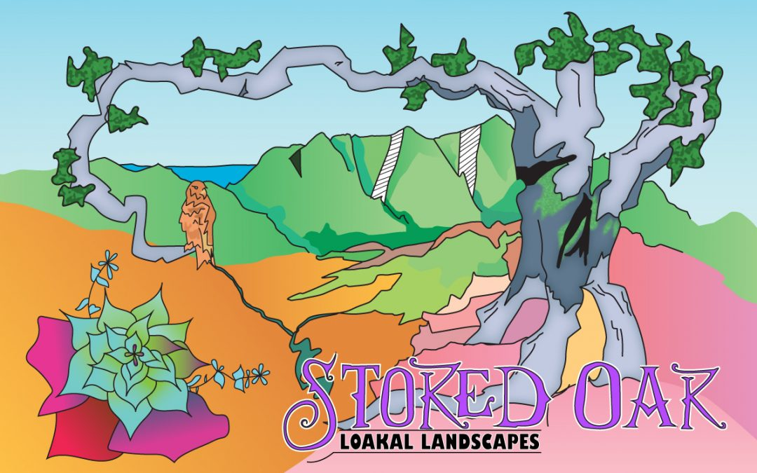 LAUNCH ALERT!!! StokedOakLandscapes.com
