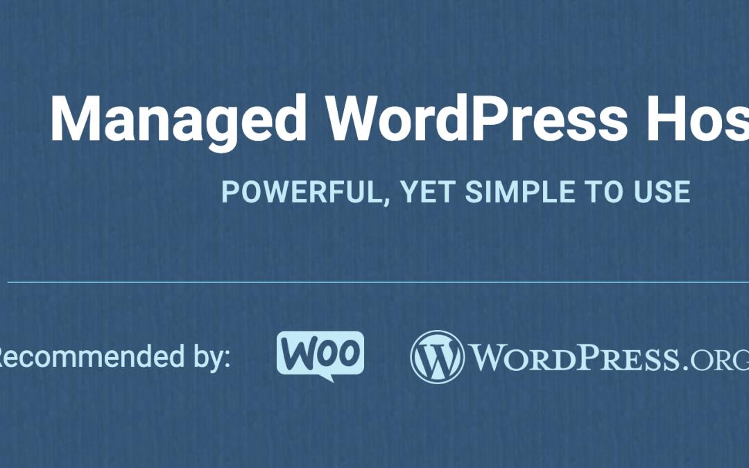 4 Reasons This is The Best WordPress Hosting