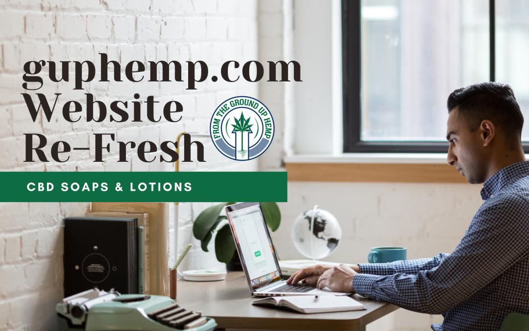 guphemp.com Re-Fresh!